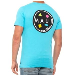Maui and Sons men's cookie tshirt